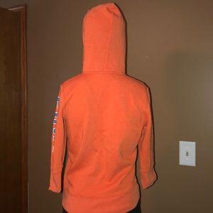 PINK Victoria's Secret Tops - Pink Victoria's Secret's hooded sweatshirt